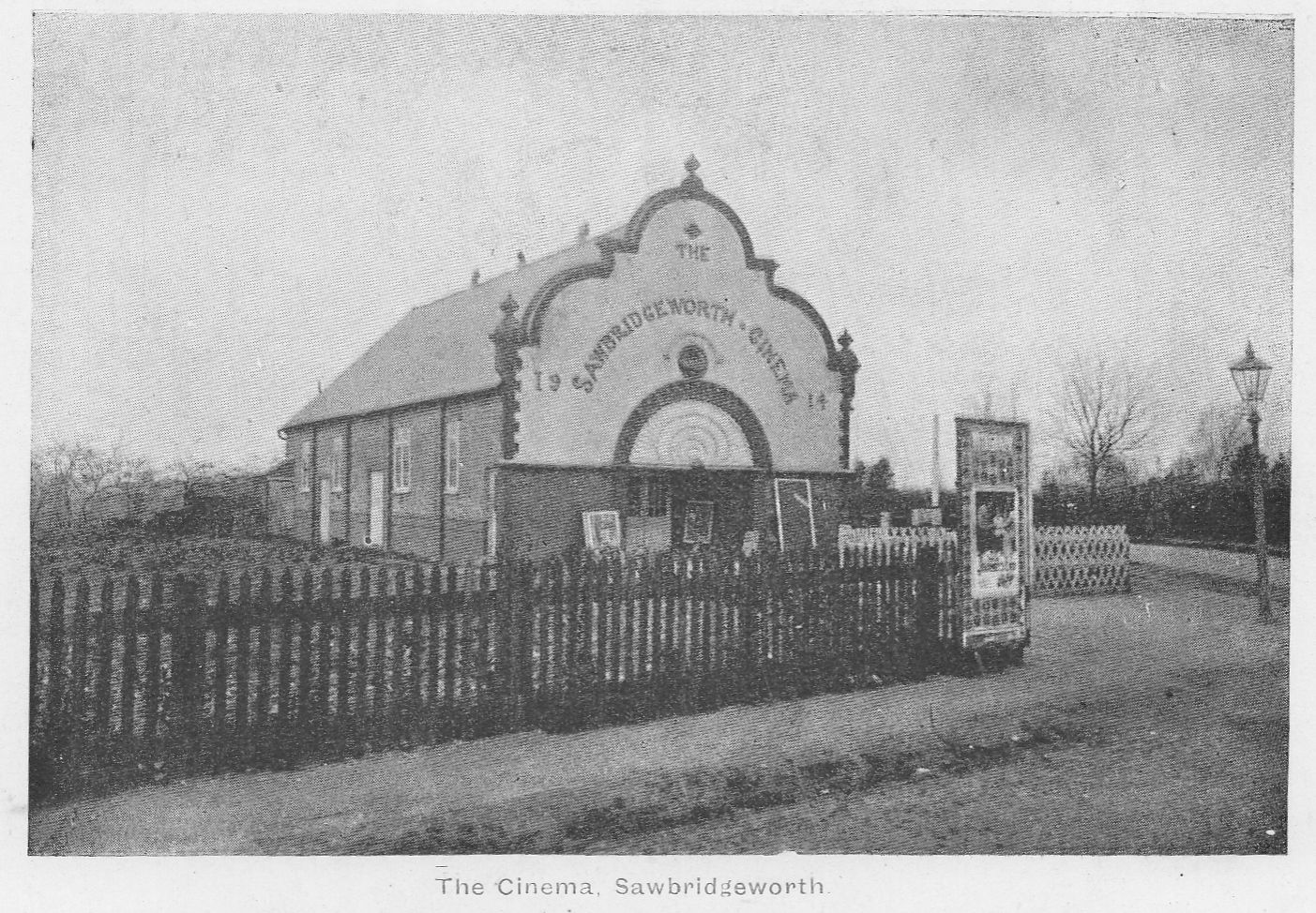 SBW Cinema opened in 1914